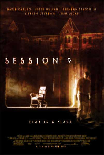Session 9 (2001) - movie poster