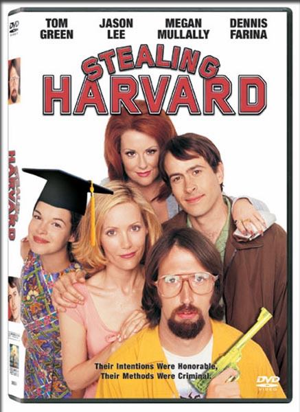 Stealing Harvard - Dvd Cover