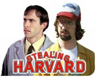 Stealing Harvard (2002) Synopsis
