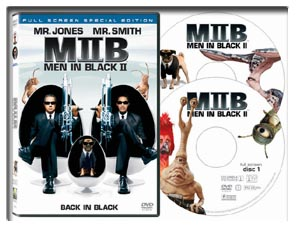 Men In Black 2 (2002) - DVD
