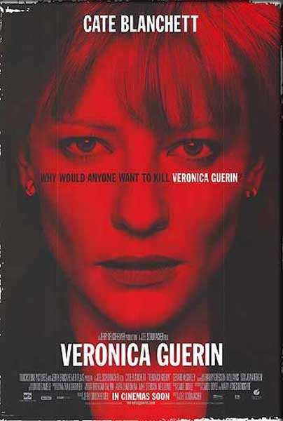 Veronica Guerin (2002) - Movie Poster