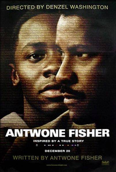 Antwone Fisher (2002) - Movie Poster