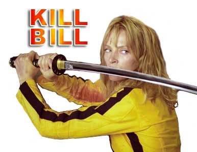 Kill Bill (2003) - synopsis heading graphic