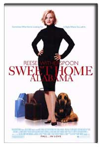 Fashion Designer Movie Sweet Home Alabama Movie
