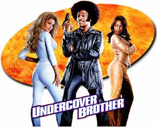 Undercover Brother (2002) - synopsis image