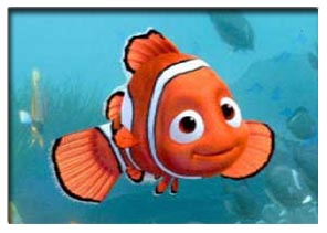 Still from Finding Nemo, Pixar Animation Studios, All Rights Reserved