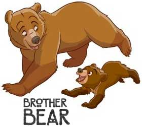 Brother Bear (2003) - Synopsis Image