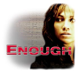 enough - synopsis heading graphic