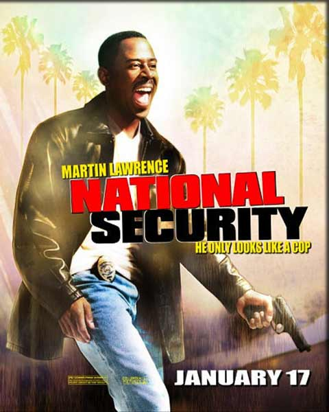 National Security (2003) - Movie Poster