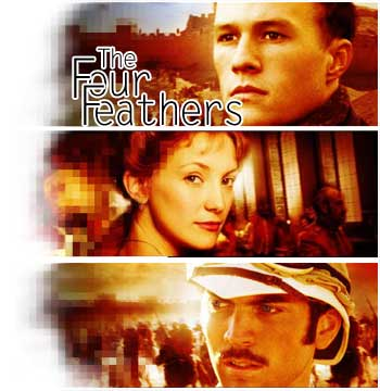The Four Feathers (1929 film) - Wikipedia |The Four Feathers
