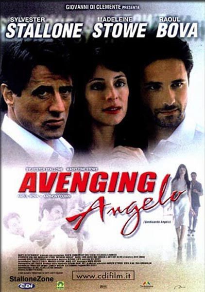 Avenging Angelo (2001) - Movie Poster