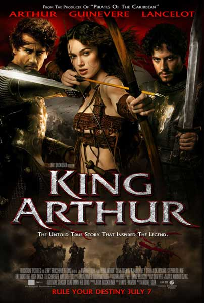 King Arthur (2004) - Movie Poster