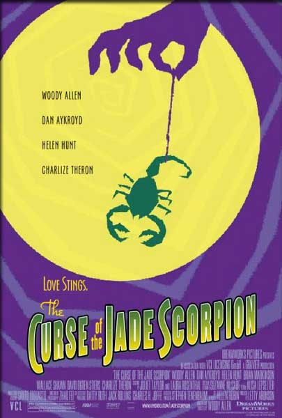 The Curse Of The Jade Scorpion (2001) - movie poster