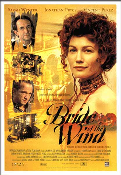 Bride of the Wind (2001) - Movie Poster