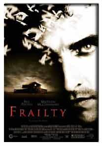 Frailty : Matthew McConaughey Interview - Frailty