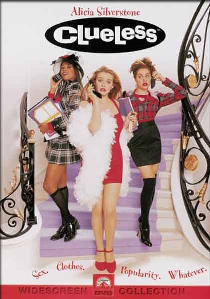 Clueless (1995) - Movie Poster