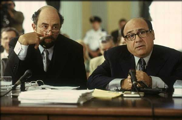 Richard Schiff in What's the Worst That Could Happen? (2001)