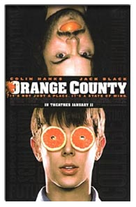 Orange County - Movie Poster