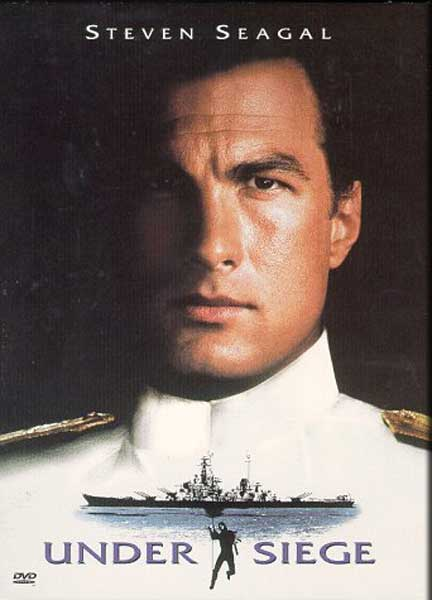 Under Seige (1992) - Movie Poster