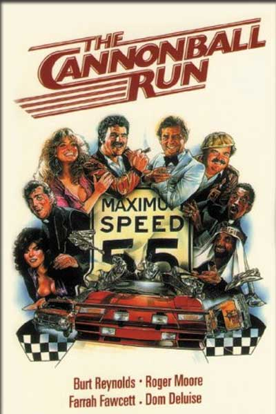 Cannonball Run The 1981 Image Gallery