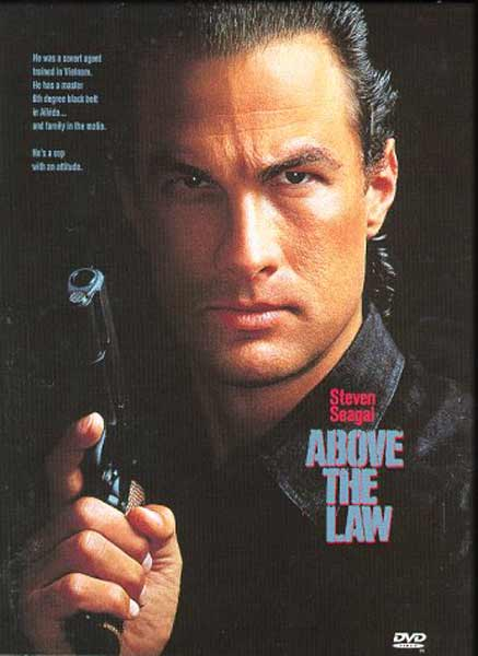 Above the Law (1988) - Movie Poster