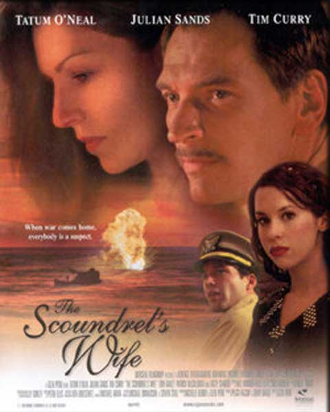 Scoundrel's Wife, The (2002) - Movie Poster