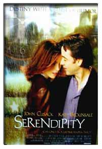 Serendipity (2001) - Movie Poster