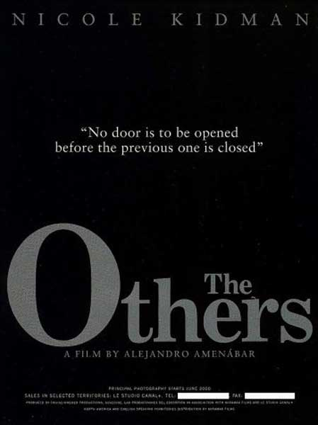 The Others (2001) - movie poster