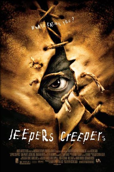 Jeepers Creepers (2001) - Movie Poster