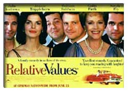 Relative Values (2000)
