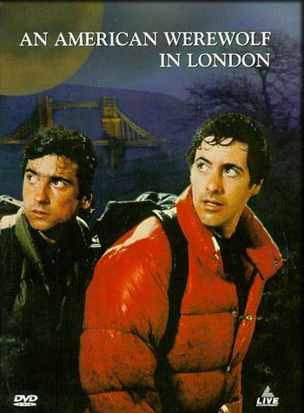 American Werewolf in London, An (1981) - movie poster