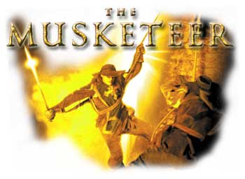 the musketeer - synopsis graphic