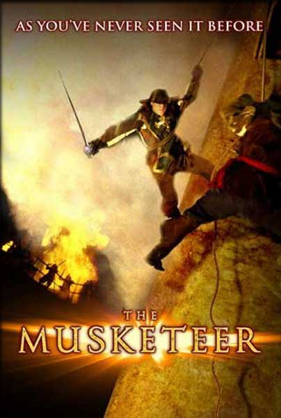 The Musketeer (2001) - movie poster