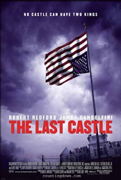 The Last Castle  (2001) - movie poster