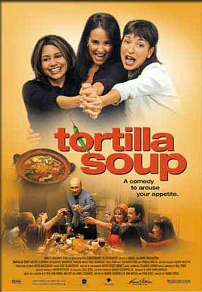 Tortilla Soup (2001) - movie poster