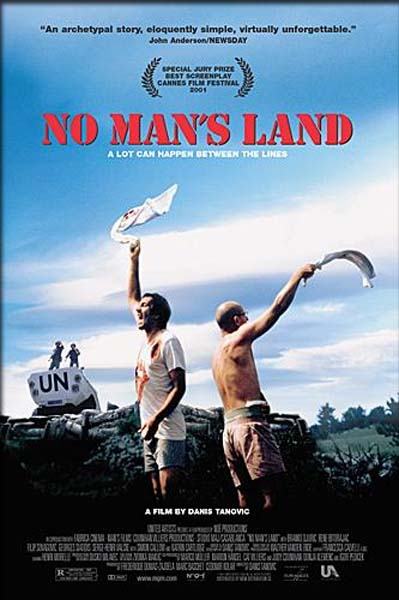 No Man's Land - Movie Poster