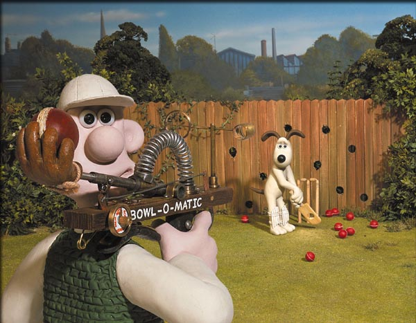 Wallace and Gromit - Workshop Films (2002)
