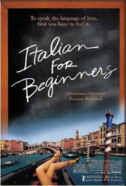 Italiensk for begyndere (2001) AKA: Italian for Beginners  - Movie Poster