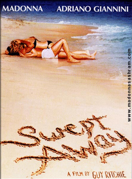 Swept Away (2002) - Movie Poster