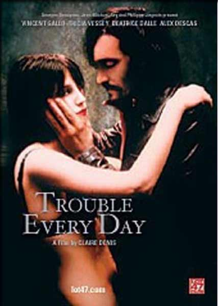 Trouble Every Day (2001) - Movie Poster