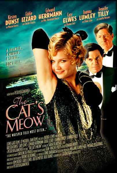 The Cat's Meow (2002) - Movie Poster