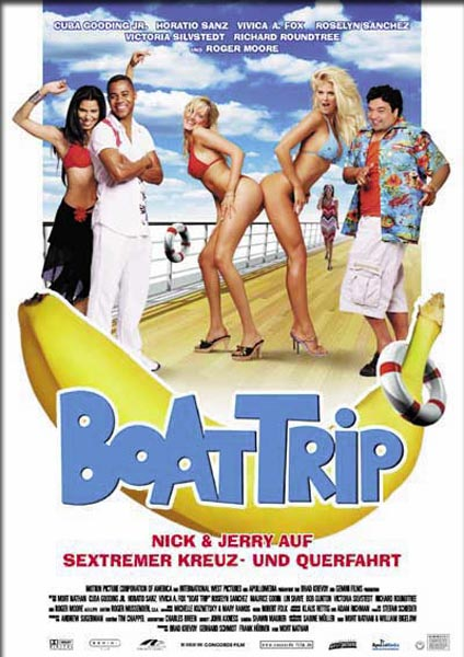 Boat Trip (2002) - Movie Poster