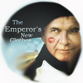 the emperors new clothes - synopsis heading graphic