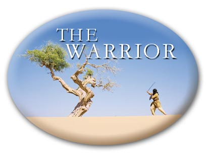 warrior - synopsis heading graphic