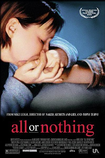 All or Nothing (2002) - Movie Poster
