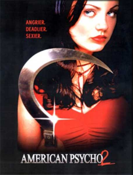 American Psycho II: All American Girl (2002) - Movie Poster