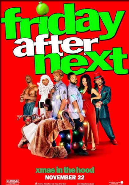 Friday After Next (2002) - Movie Poster