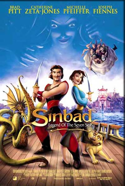 Sinbad (2003) - Movie Poster