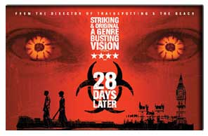 28 Days Later (2002) - movie poster