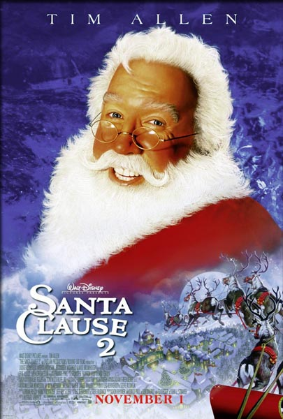 Santa Clause 2, The (2002) - Movie Poster